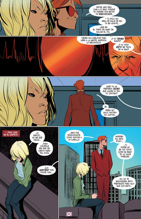 Spider-Gwen Vol. 4: Larga distancia