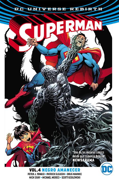 Superman Vol. 4: Negro Amanecer