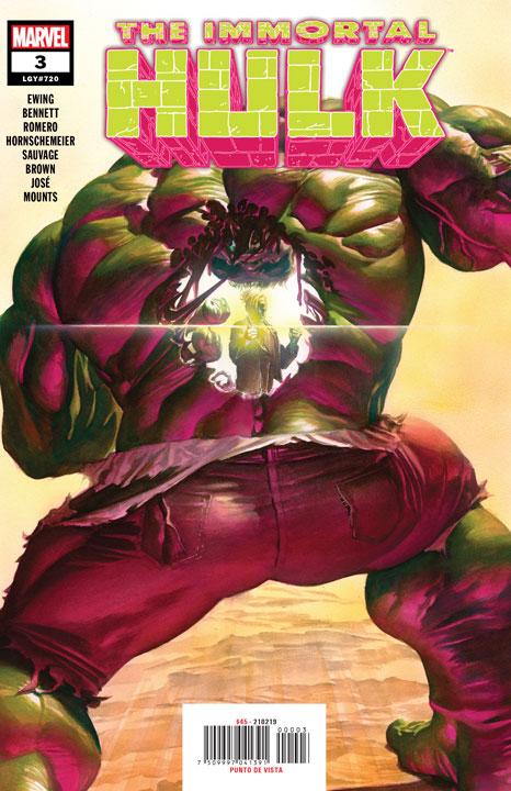 The Immortal Hulk (2018) #3