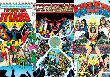 El legado de George Pérez a la historia de DC Comics
