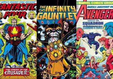Los mejores trabajos de George Pérez en Marvel