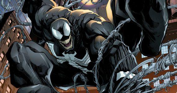 ¿El símbolo de Venom realmente es una araña?