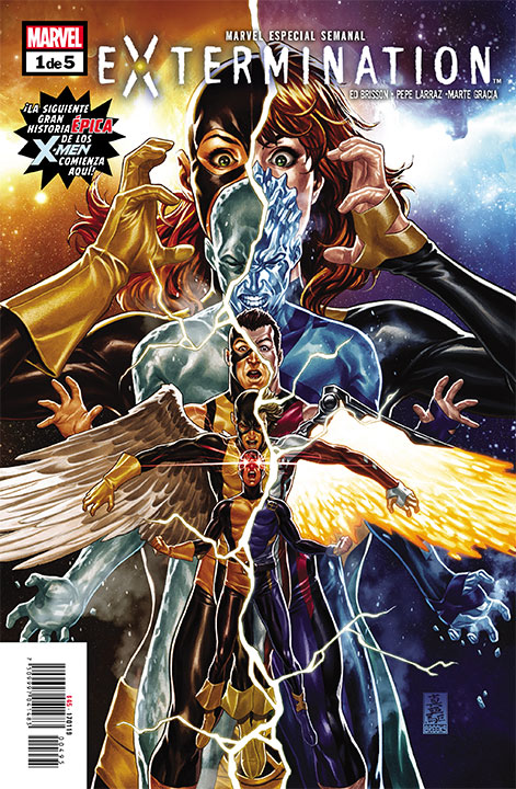 X-Men: Extermination #1 de 5