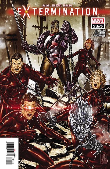 X-Men: Extermination #2 de 5