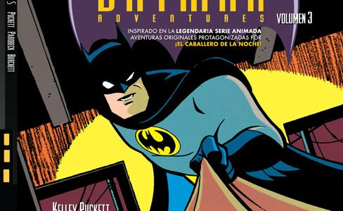 DC Aventuras: Batman Adventures Vol. 3