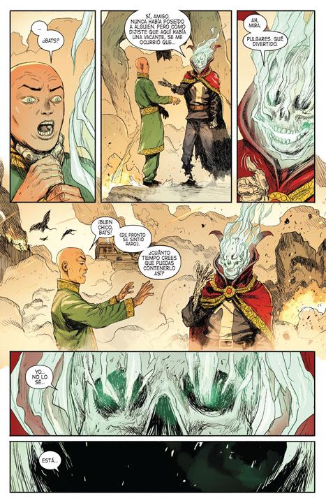 Doctor Strange #388 y #389