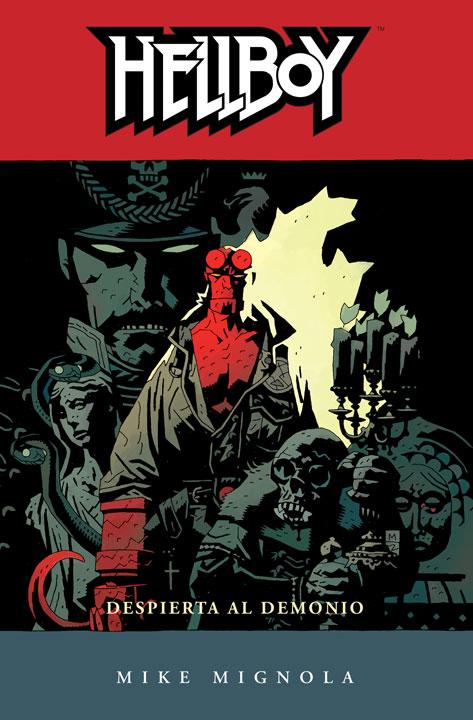 Hellboy Volumen 2: Despierta al demonio