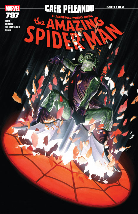 The Amazing Spider-Man #797-798