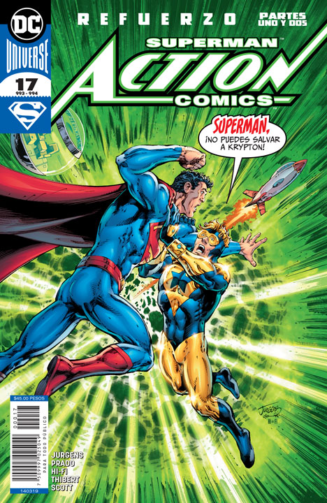 Superman Action Comics #17