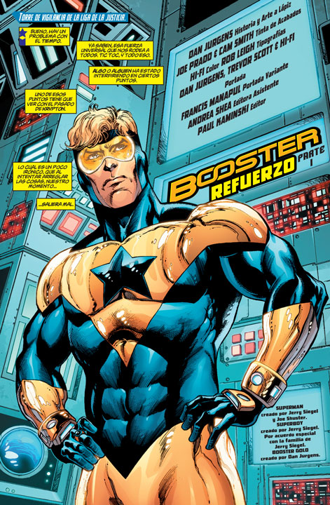 Superman Action Comics #17