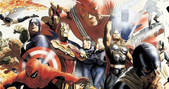 Alex Ross recuerda Marvels, a 25 años de su lanzamiento