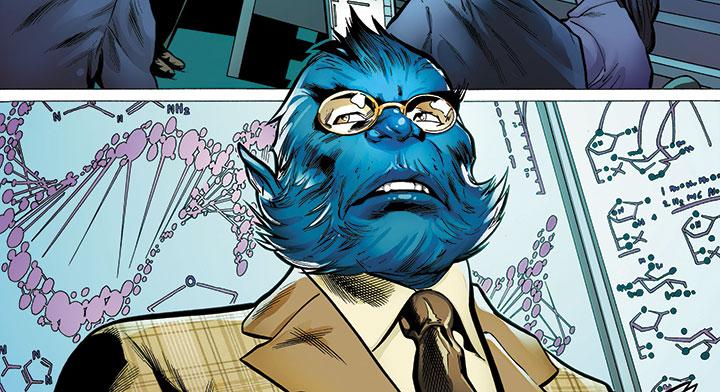Matthew Rosenberg, el escritor detrás de la nueva era de Ashtonishing X-Men