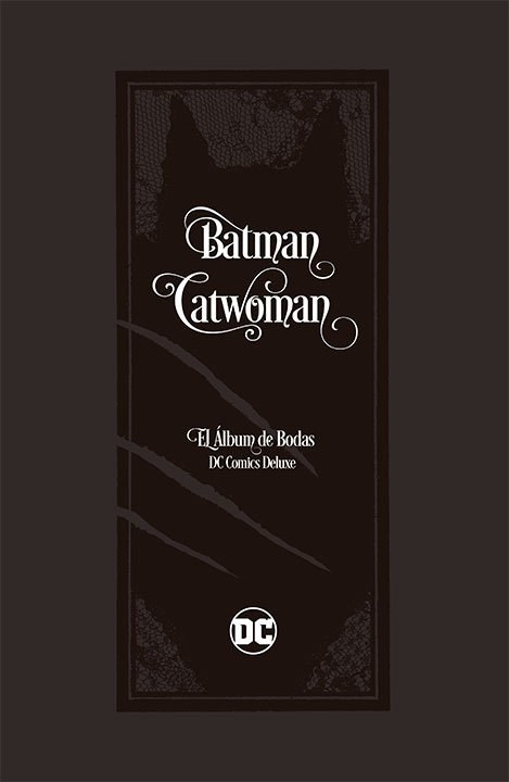 Batman & Catwoman: El Álbum de Bodas