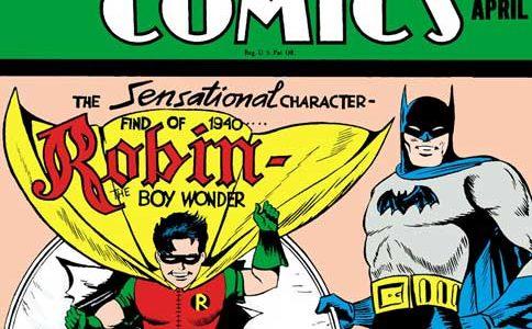 Detective Comics #38: El primer vuelo de Robin