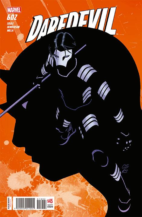 Daredevil #602