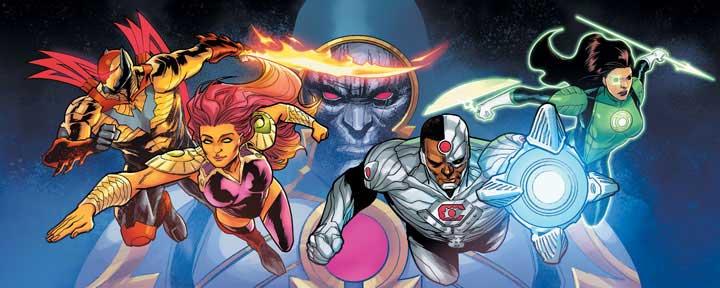Justice League Odyssey: Los nuevos mundos y sus riesgos en la galaxia
