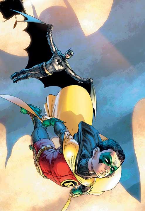 De Dick Grayson a Damian Wayne: La historia de Robin