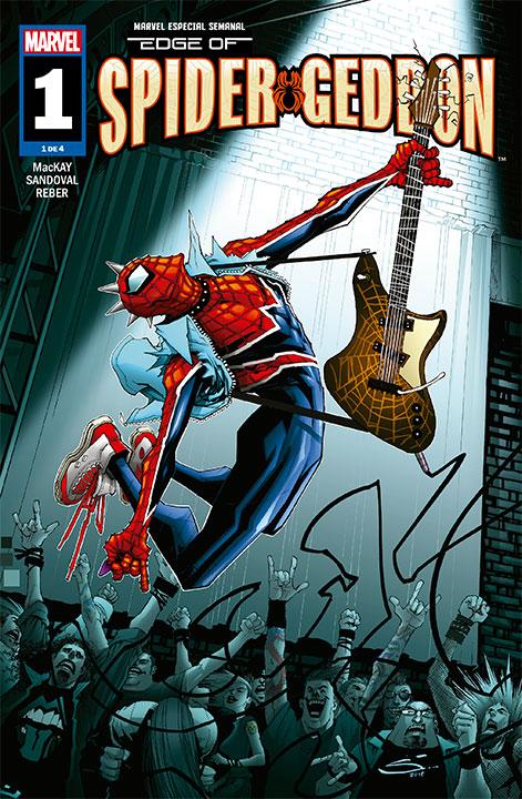 Edge of Spider-Geddon #1 de 4