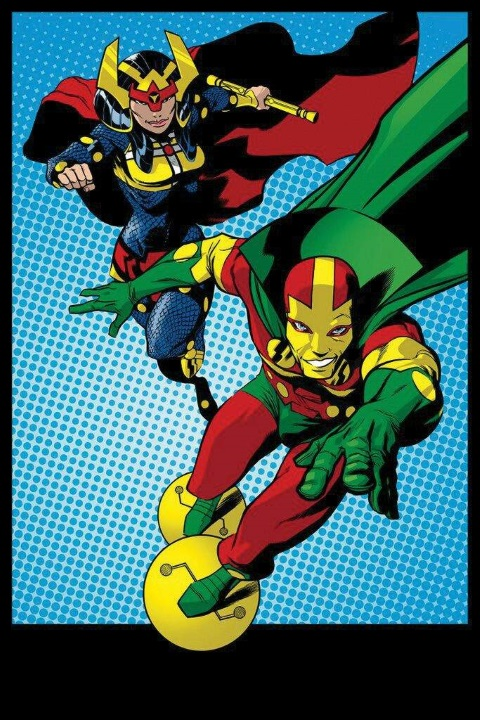 El amor y la justicia: Las parejas en Justice League