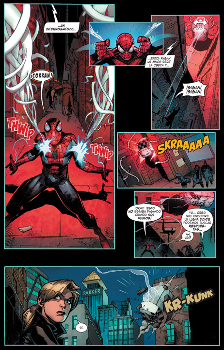 Peter Parker: The Spectacular Spider-Man #304