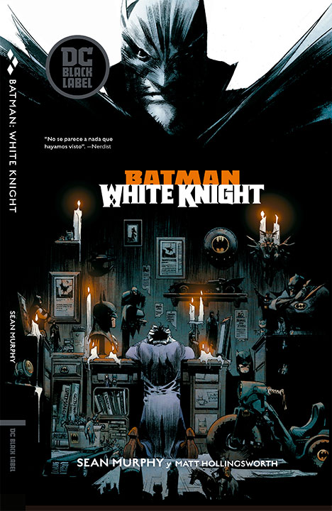 Razones por las que debes leer Batman: White Knight