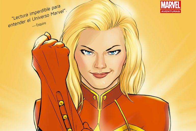 5 razones por las que debes leer Captain Marvel: Más Alto, Más Lejos, Más Rápido, Más…