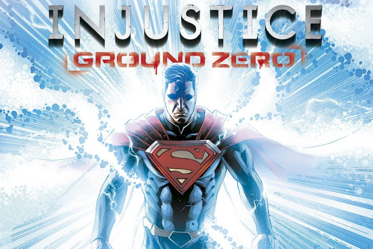 Razones por las que debes leer Injustice Ground Zero Vol. 2