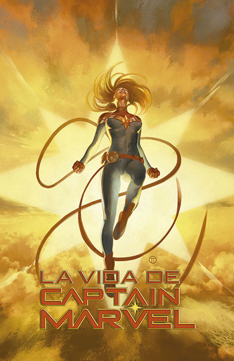5 razones por las que debes leer La Vida de Captain Marvel