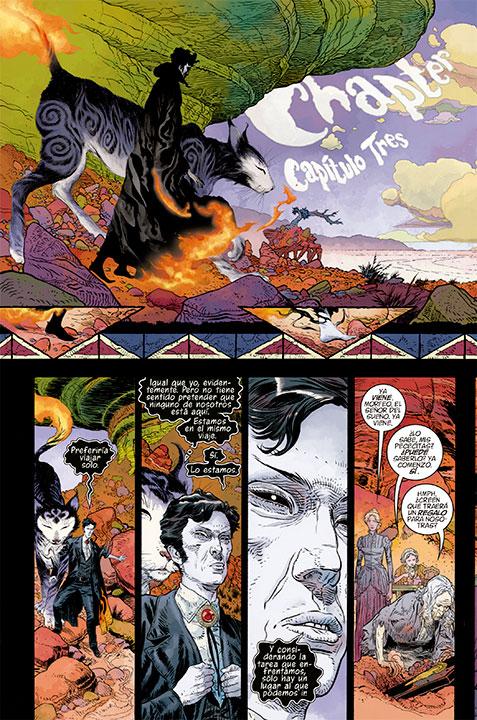 The Sandman: Overture, el regreso al inicio de Morfeo