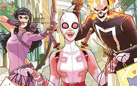 The Unbelievable Gwenpool #14