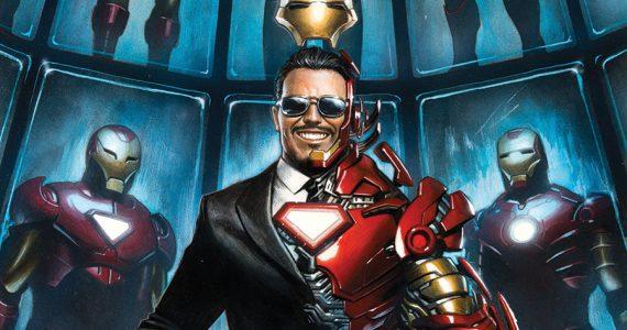 La nueva era de Tony Stark: Iron Man, definida por Dan Slott