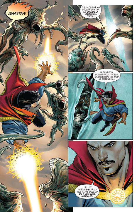 Doctor Strange (2018-) #1