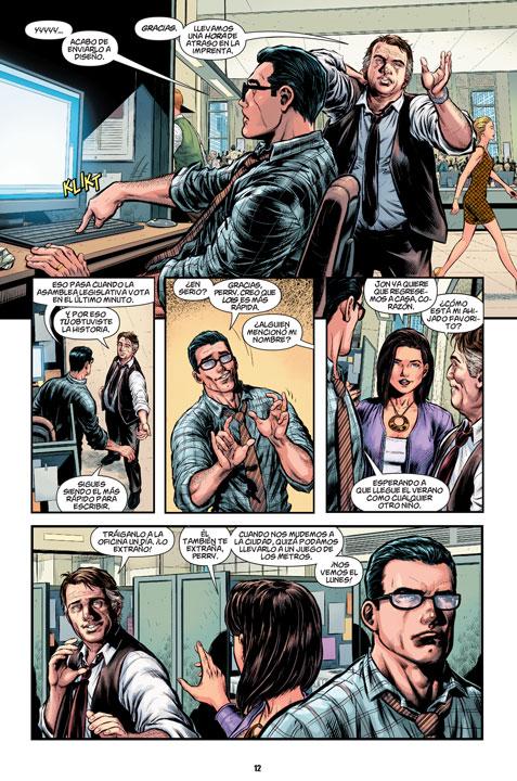 Superman Action Comics Vol. 4: El Nuevo Mundo