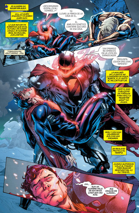 Superman Action Comics #18