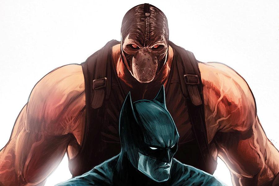 80 años de Batman: Bane: El hombre que quebró al Murciélago