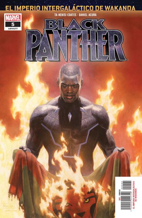 Black Panther (2018) #5