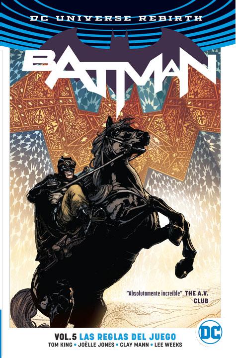 Batman Vol. 5: Las reglas del juego