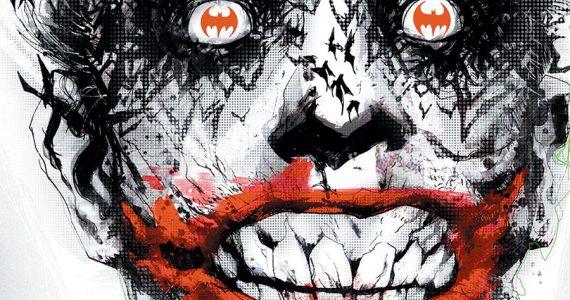 Los trazos que Jock le imprimió a la mitología de Batman