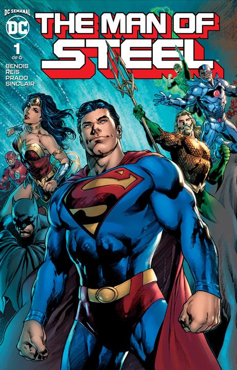 DC Semanal: The Man of Steel #1 (de 6)