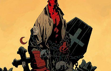Hellboy Volumen 3: El Ataúd Encadenado y Otras Historias
