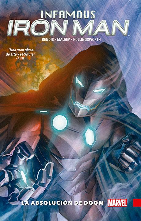 Infamous Iron Man Vol. 2: La Absolución de Doom