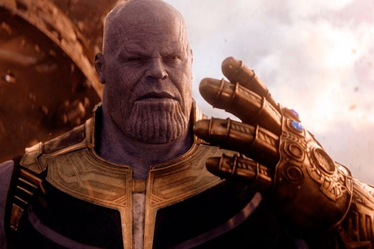Josh Brolin se prepara para la batalla Thanos/Ant-Man