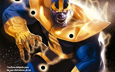 Marvel Monster Edition Thanos: El Origen