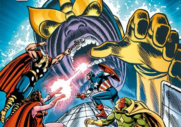 Marvel Monster Edition The Avengers vs Thanos