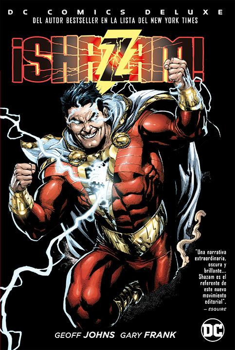 Top 10: Datos para conocer al héroe ¡Shazam!