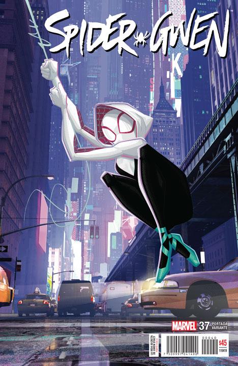 Spider-Gwen #37
