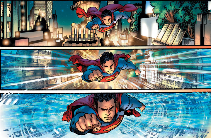¿Qué esperamos con The Man of Steel de Brian Michael Bendis?