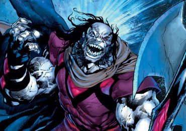 Rogol Zarr, la flamante amenaza que llega a The Man of Steel