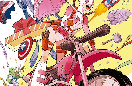 The Unbelievable Gwenpool Vol. 1: Créelo