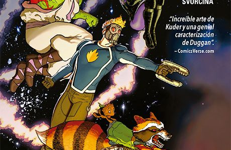 All-New Guardians of the Galaxy Vol. 1: Malentendido